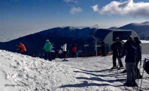 School Holiday Snow Trip