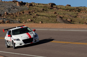 Honda to Come With CR-Z at Pikes Peak This Year