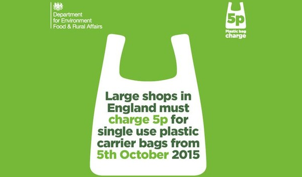 A 5p Surcharge Lied To Plastic Bags Is Illegal