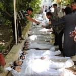 Syrian Children Dead