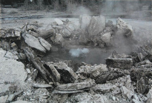 23 Years Old Man Slipped and Fell into Boiling Water in Yellowstone Park