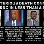 4 deaths related to DNC