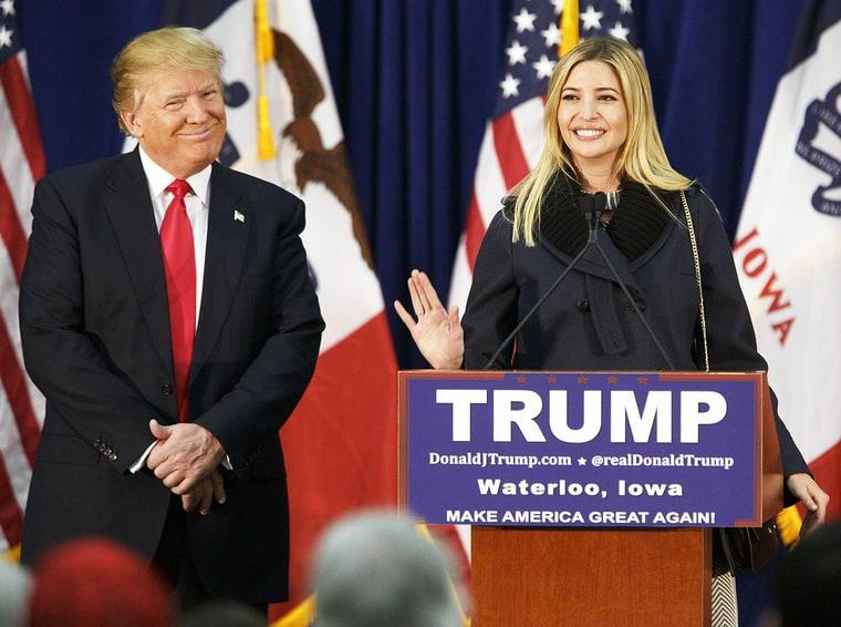 Was Ivanka Trump Grinding on the lap of Her Father Donald Trump?
