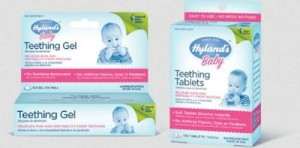 Don't use Homeopathic Teething Tablets & Gels: FDA