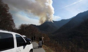 State of Emergency Declared in Sevier County due to Heavy Series of Fire
