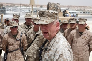 """Did James Mattis Call Anti-War Protesters """"Pussies""""?"""