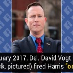 Maryland Lawmaker's Aide Fired