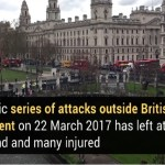 Attack outside British Parliament