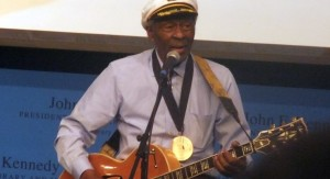 Legendary Rock & Roll Musician Chuck Berry Died at 90