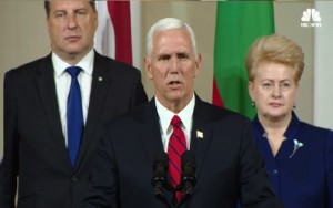 Mike Pence on 3 day visit