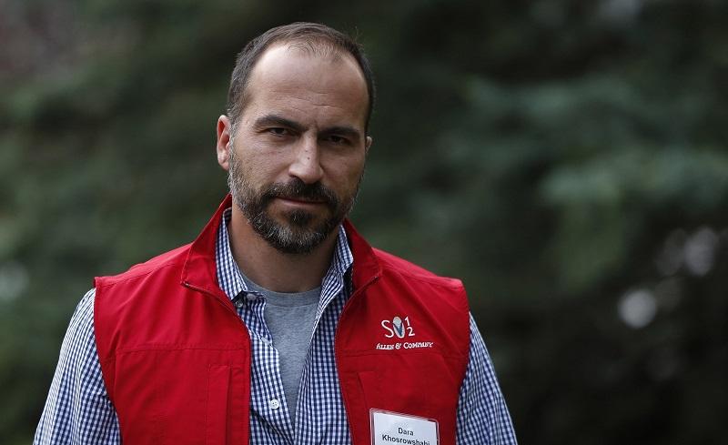 Dara Khosrowshahi (Expedia CEO) Selected as New CEO of Uber