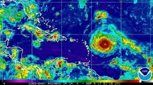 Hurricane Irma is moving Toward Puerto Rico with Category 4