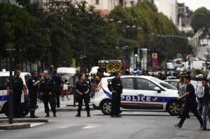 2 Suspects Arrested After Explosives Discovered in an Apartment in France