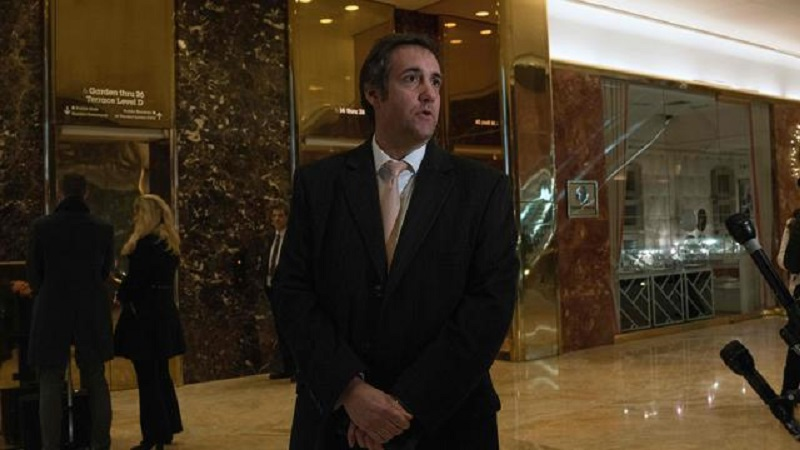 .S Senate Investigation Committee involved Personal Lawyer of Trump over Russia Probe