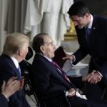 Congressional Gold Medal Awarded to Former Sen. Bob Dole