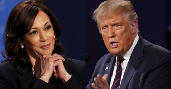 President Trump launched a New Attack against Senator Kamala Harris